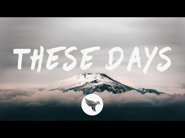 Leowi, Jex - These Days (Lyrics)