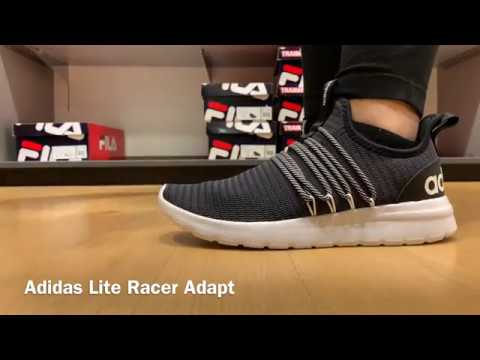 How to wear Adidas Lite Racer Adapt