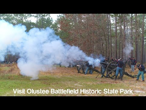 Florida Travel: Visit Olustee Battlefield Historic State Park