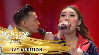 Dory Dan Nella Membawakan Lagu Parawan Kalimantan Live Audition Rising Star Indonesia Dangdut MP3