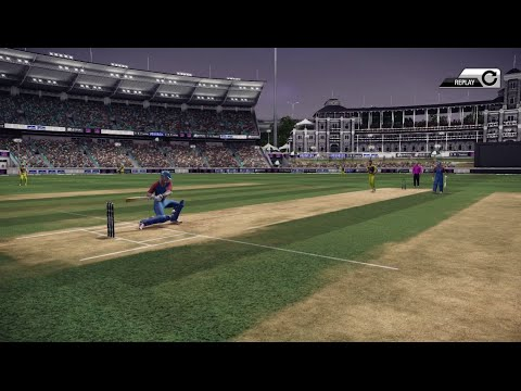 Don Bradman Cricket 14 - England Vs Australia | HD Gameplay