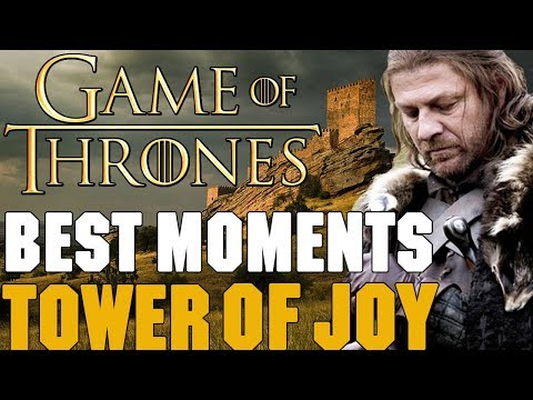 Tower of Joy - Game of Thrones Chapter Reading | Best Moments