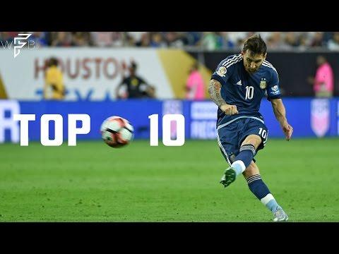 Top 10 Goals - Copa América Centenario! HD