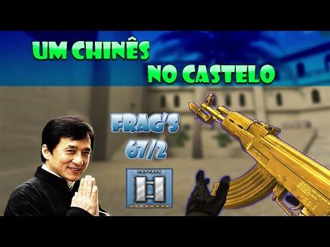 UM CHINÊS NO CASTELO 67/2 - CROSSFIRE AL