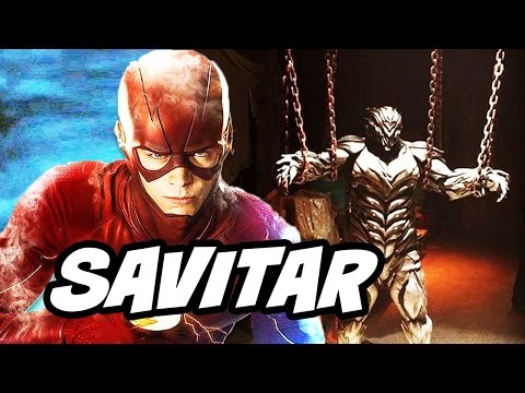 The Flash 3x19 Key To Defeating Savitar and New Finale Teaser Explained