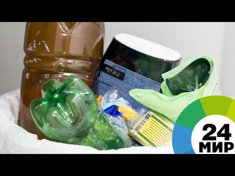 В Армении из переработанного пластика делают мухобойки - МИР 24