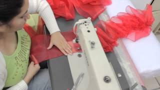 Lucy Franco | Creación de un vestido.