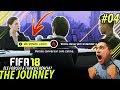 FIFA 18 THE JOURNEY #04 - *OFICIAL* FORÇANDO A SAÍDA!!! (Gameplay XBOX ONE/PS4/PC)