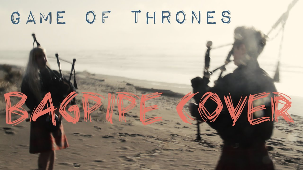 Game of Thrones Theme | Bagpipe Cover - Oregon Piper - Portland