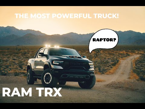 2021 RAM TRX; the raptors winner?