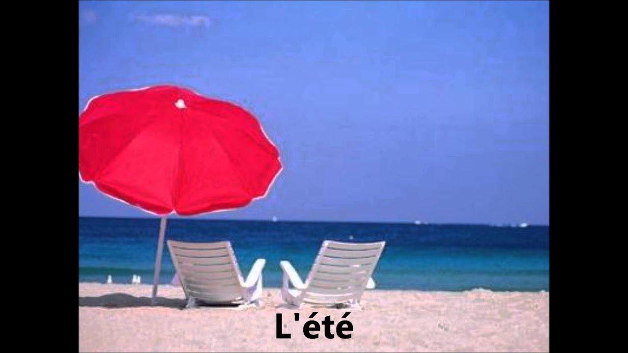 Fabuleux LEZIONI DI FRANCESE: Le stagioni - Les saisons - YouTube CQ21