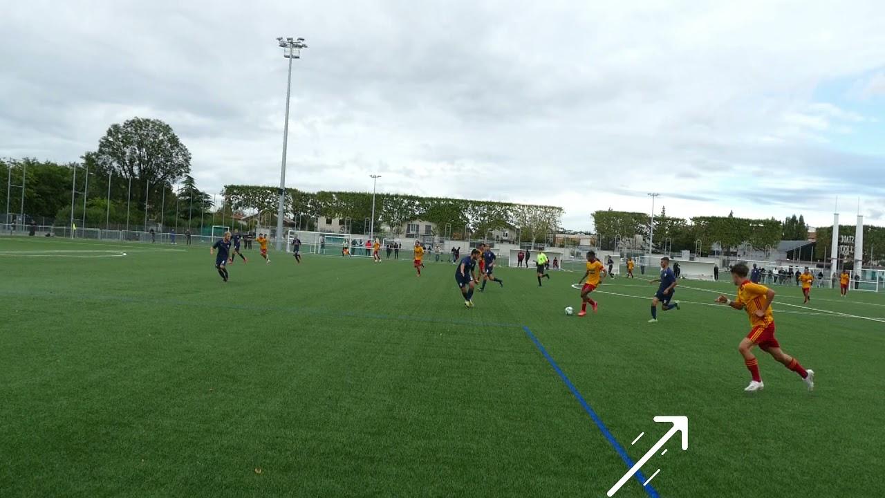Download Lounis Assp 1 - 0 Venissieux U18 19/9/21 Saison 2021/22