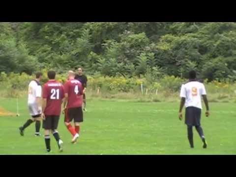 2013 Wafrika Soccer League Play Off Final Africa United Vs Palestine FC Sunday September 1st, 2013