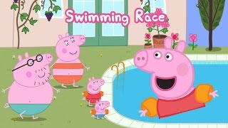 Peppa Pig English: Peppa Pig Ice Cream Shop | Fun Peppa Pig Educational Game for Kids
