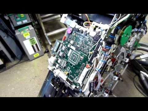 NCR ATM Cash Dispenser Mech Autopsy