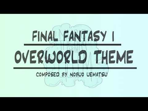 Final Fantasy I Music Theory - Overworld Part 01: HOW TO EMBELLISH YOUR MELODIES!