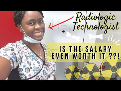 Download the salary of a radiologic technologist (radiographer/ x-ray tech) || Ask The Rad Tech