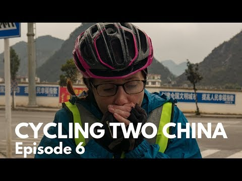Winter is Coming! Cycle Touring in Guizhou Province China - Episode 6