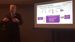 karl j weaver presents wearable payment smart watches with esim chicago 2017
