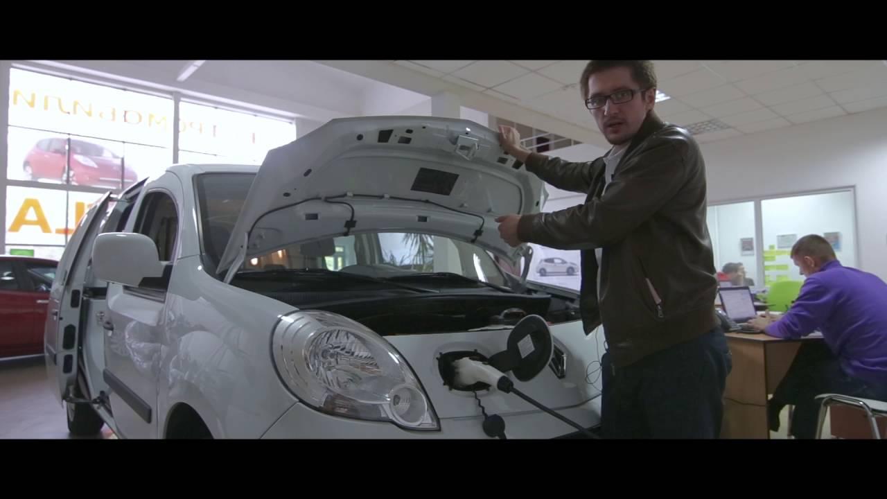 Замена топливного фильтра на дизельном Renault Megane и Scenic3 .