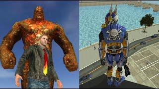 ► Stone Giant Superhero By Naxeex Publishing vs Super Suit By Naxeex LLC - Crime simulator Gameplay