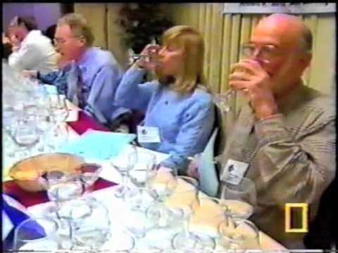 Berkeley Springs International Water Tasting on National Geographic Today, 2002
