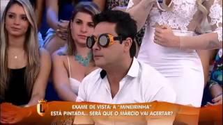 Repeat youtube video legendarios Roupa ou pintura corporal Gêmeos Márcio e Vavá encaram o Exame de Vista 25 04 2014 mircm
