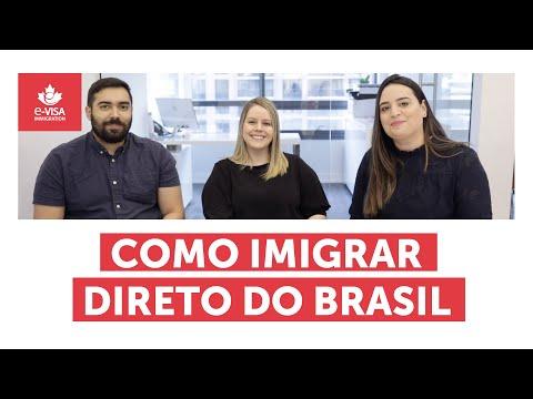 Como imigrar para o Canadá direto do Brasil
