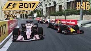 ZIJ AAN ZIJ DOOR MONACO! - F1 2017 #46 (Seizoen 3: Monaco)