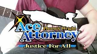 Phoenix Wright: Justice for All - SUPER MEGA EPIC MEDLEY 2000