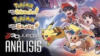 Pokémon Let's Go, ¡es más pokémon de lo que pensabas!