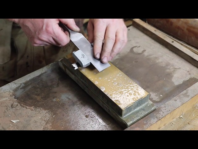 How To Keep Your Chisels Sharp Youtube