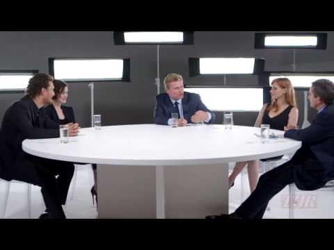 The Hollywood Reporter's Full 'Interstellar' Discussion With Christopher Nolan & the Stars