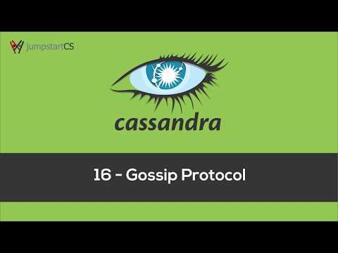 Apache Cassandra - Tutorial 16 - Gossip Protocol