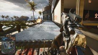 Battlefield 4 - Domination PC Multiplayer Gameplay