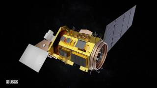 Model of Landsat 8
