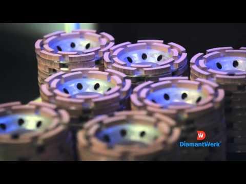 Компания DiamantWerk - производство алмазного инструмента
