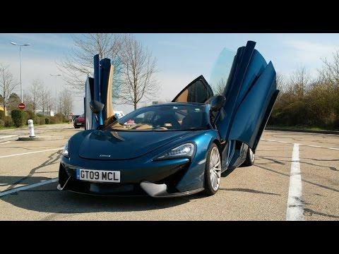 Driving 1,000 miles In A McLaren 570GT