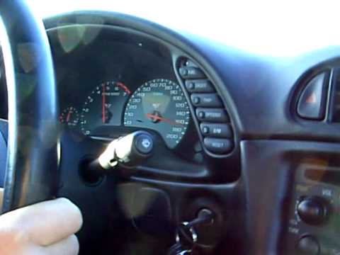 Corvette c5 top speed 180mph (290km/h) autobahn A31
