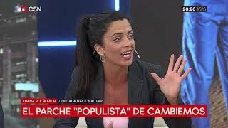 """Debate político en """"Minuto a minuto"""" (21/04/2019)"""