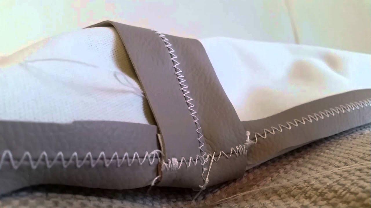 Renovation assise canape youtube - Comment refaire un canape ...