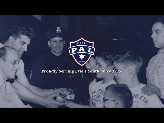 Erie Police Athletic League (PAL) Recap Video