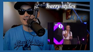Harry Styles - Juice (Lizzo Cover) in the Live Lounge - Reaction