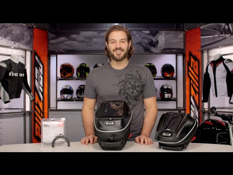 Thumbnail for Givi 3D Tanklock Tankbag Review