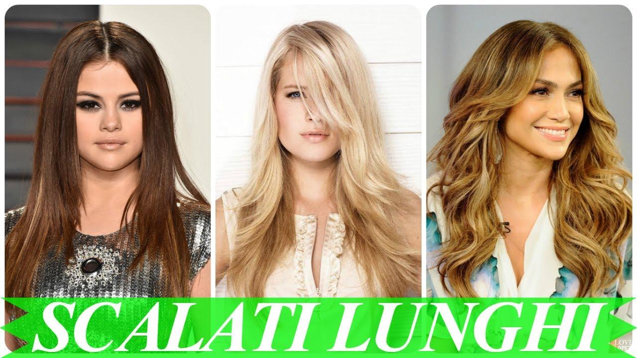 Come fare taglio scalato capelli lunghi – Tagli di capelli popolari ... 3b780f894930