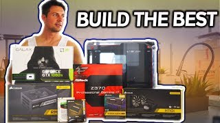 Build The FASTEST Gaming PC in 2017