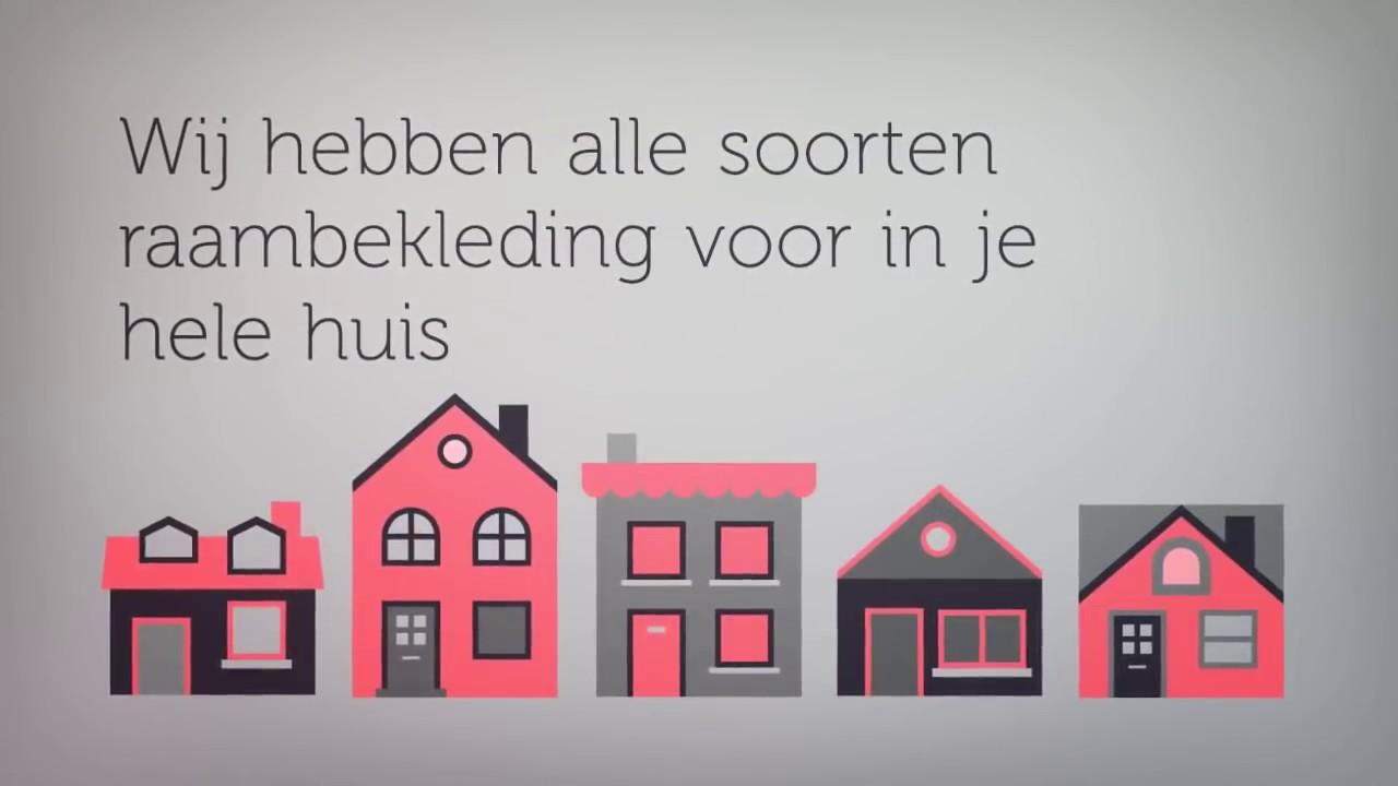 Gordijnen.nl, gemaakt voor jou - YouTube