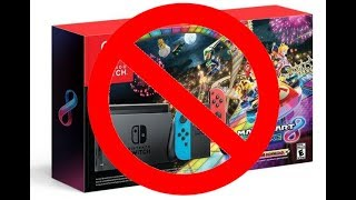 Buyers Beware! Do Not Buy a Nintendo Switch on Black Friday 2019!