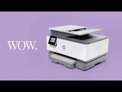 The Ultimate Printer 2020! - HP OfficeJet Pro 9015