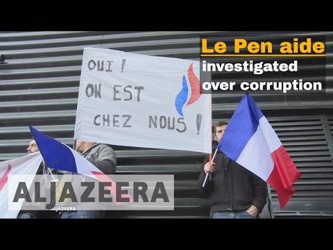 France: Le Pen aide investigated over corruption